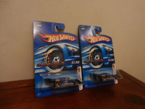 Hot Wheels Ferrari 512 M Variations 2006 Lot of 2