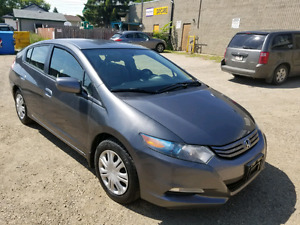2010 Honda  insight.Hybrid.....Low km and is good to Go!!