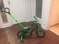 "Boys bike 12"" Ideal Christmas Gift Present"