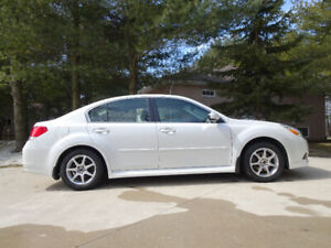 2011 Subaru Legacy 2.5i Convenience Package,