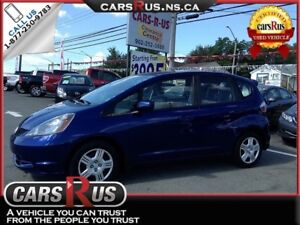 2013 Honda Fit LX.....Includes 4 FREE winter tires!!