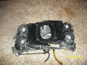 Honda Goldwing Carb set in good Condition