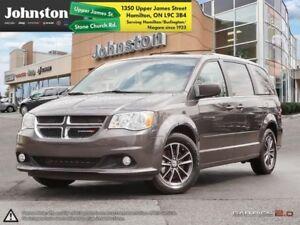 2017 Dodge Grand Caravan SXT Premium Plus  - Aluminum Wheels - $