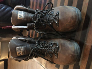 Mint condition Scarpa hiking boots!