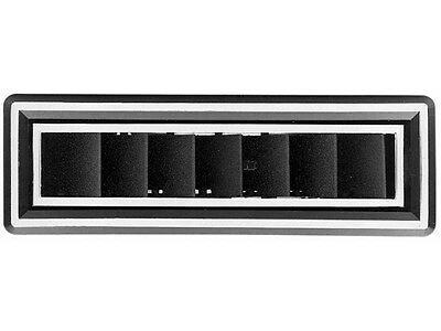 """Louver, Large In-Dash Rectangle Vent, 2"""" Inlet [32-5]"""