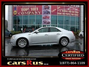2010 Cadillac CTS 3.6L V6 Performance