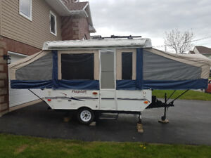 Conditional Sold.....Pop Up Tent Trailer For Sale