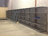 """EXTRA HEAVY DUTY PALLET RACKING AND """"$3.00 CLEARANCE"""