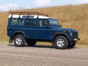 1999 Land Rover Defender 110 Wagon