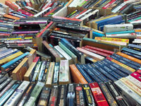 Bereaved Families of Ontario - MR: Used Book Sale Fundraiser