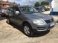 2003 Volkswagen Touareg 3.2 V6 auto 122,000 miles great history, Doctor owned