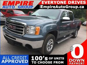 2013 GMC SIERRA 1500 SL * 4WD * SAT RADIO SYSTEM * POWER GROUP