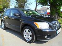 DODGE CALIBER 2.0TD SXT 2007 COMPLETE WITH M.O.T HPI CLEAR INC WARRANTY