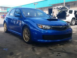 2008 Subaru WRX STI Heavily Modified (442whp 505wtrq) REDUCED!!