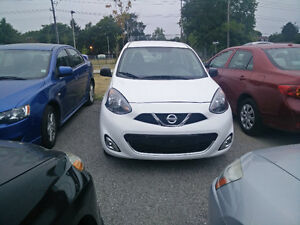 2015 Nissan Micra SR *REAR VIEW CAMERA