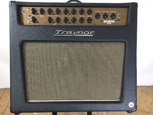 Traynor YCS50 amplifier