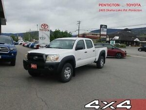 2011 Toyota Tacoma 4.0 L V6 4x4 Automatic  - Power Options - Low