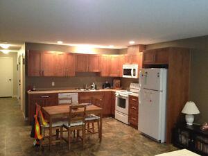2 Bedroom Day Light Suite in Westridge