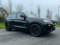 2011 BMW X3 2.0 DIESEL X-DRIVE 4X4 *** 8 SPEED AUTOMATIC ***HUGE SPEC ***