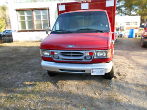 For parts, 1998 Ford F350