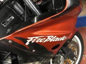 Honda CBR900 900 Rr 1998/R
