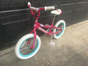 Pink Girls bike for sale