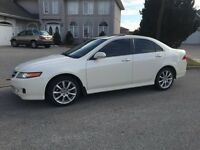 2007 Acura TSX | Manual | White | (Clean)