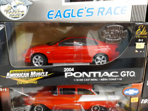 American Muscle 2004 Pontiac GTO 1:18 diecast