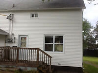 3 bedroom house on cornered lot in New Waterford for rent