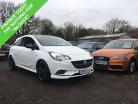 2015 15 VAUXHALL CORSA 1.4 TURBO LIMITED EDITION S/S 3DR 99 BHP