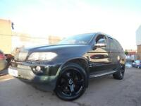 BMW X5 SPORT 3.0 PETROL AUTO ESTATE