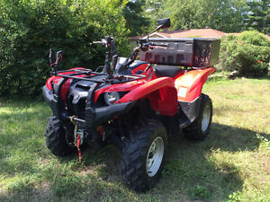 2009 Yamaha Grizzly 550 Fuel Injection ATV Forsale
