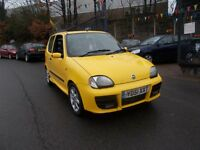 Fiat Seicento MICHAEL SCHUMACHER AWESOME COLOUR (yellow) 2001