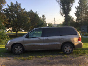 2006 Ford Freestar SEL $3500