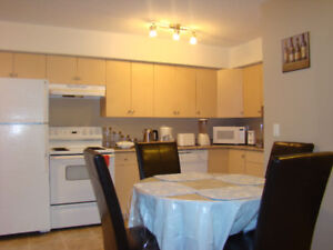 Fully furnished 2 bedroom condo in University Heights $1550