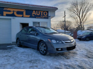 2010 Acura CSX Tech Package! LOADED! NAV!