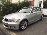 BMW 120d M-Sport automatic
