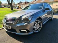 2011 Mercedes-Benz E Class 2.1 E250 CDI BlueEFFICIENCY Sport 4dr Saloon Diesel A