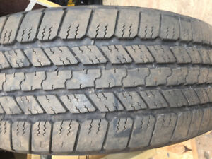 Selling 4 Goodyear 275/55 20 tires