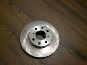 4×100 Honda civic  blank rotors