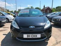 2009 59 Ford Fiesta 1.4 TDCi Titanium Turbo Diesel - 3 Door - 5 Speed Manual