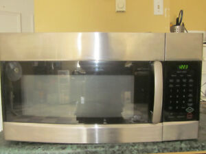 Microwave over the range Kenmore & Panasonic in good condition