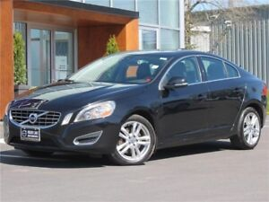 2012 Volvo S60 T6   AWD   HEATED LEATHER   BACK UP CAM