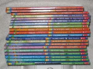 RAINBOW MAGIC - CHAPTERBOOKS - EXCELLENT SELECTION - CHECK IT OU
