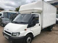 Ford Transit luton with tail lift, 53reg , for sale