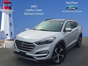 2017 Hyundai Tucson SE  - Bluetooth -  Sunroof -  Heated Seats