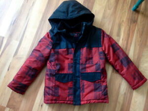 Boys Winter Jacket, brand new,  Size L