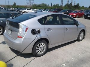 2013 Prius Electric Plug-In Hybrid