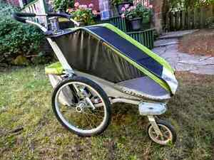 Chariot Cougar 2 Double Stroller - Reduced price!