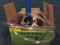 4ltr oil & fluid extraction kit